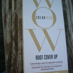 COLOR WOW Root Cover Up Platinum .07 oz NEW IN BOX
